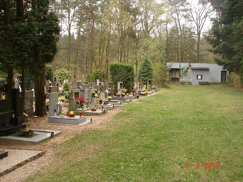 Ceske A Moravske Hrbitovy
